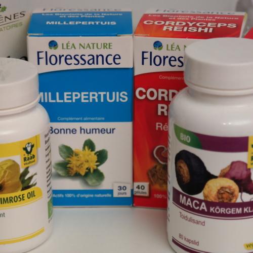 Tervisekaubad ja toidulisandid